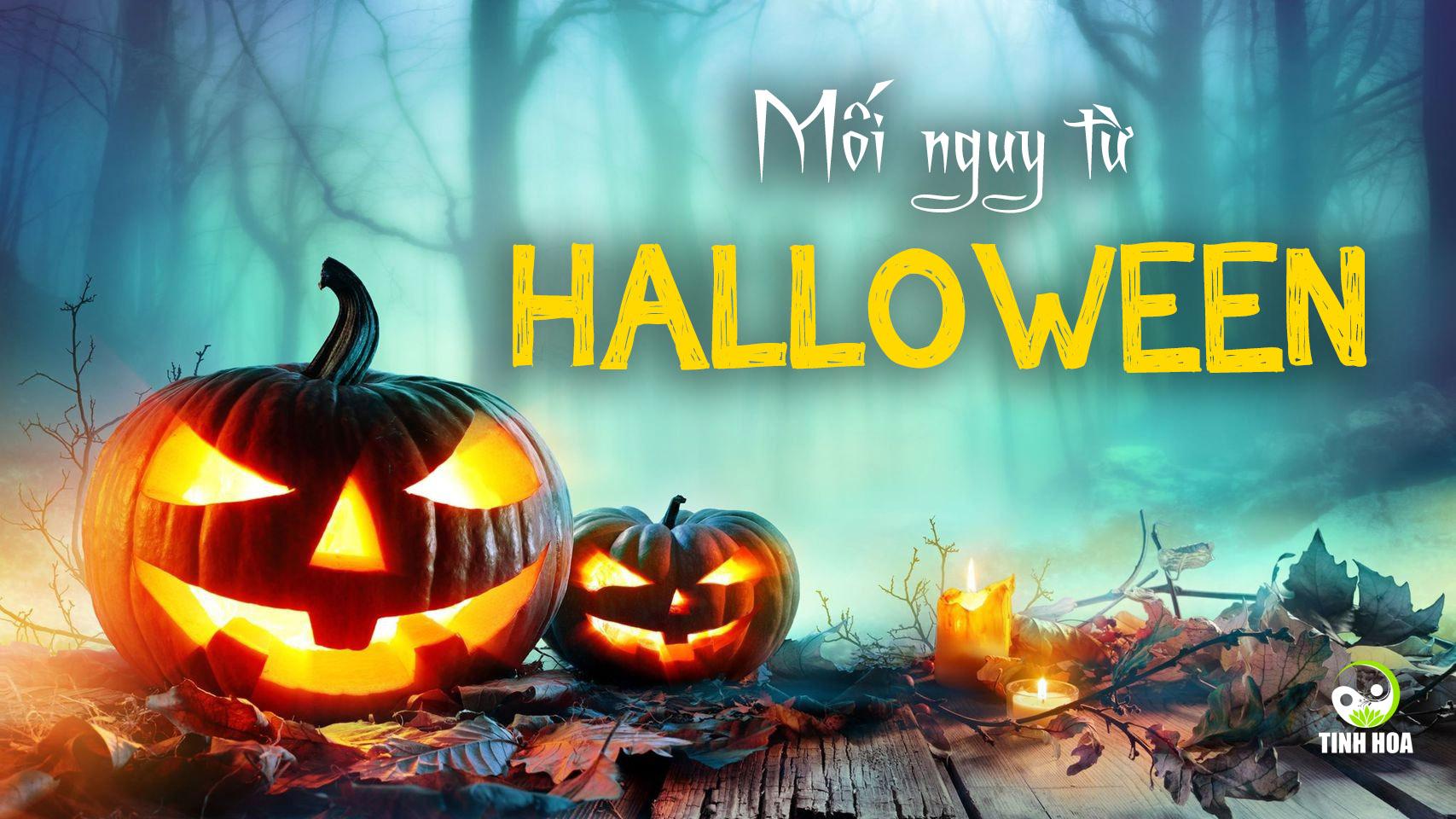 Mối nguy nào ẩn sau lễ hội hóa trang Halloween?