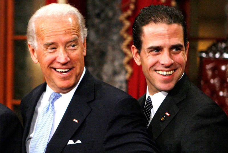 Joe Biden và con trai thứ - Hunter Biden