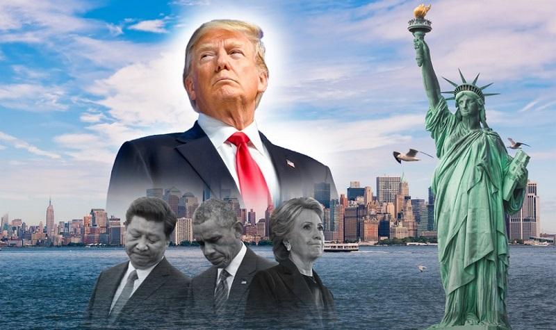 8. Thế giới đã có nhận thức chung: Cần dựa vào Trump thì mới có thể đứng lên chống bá quyền