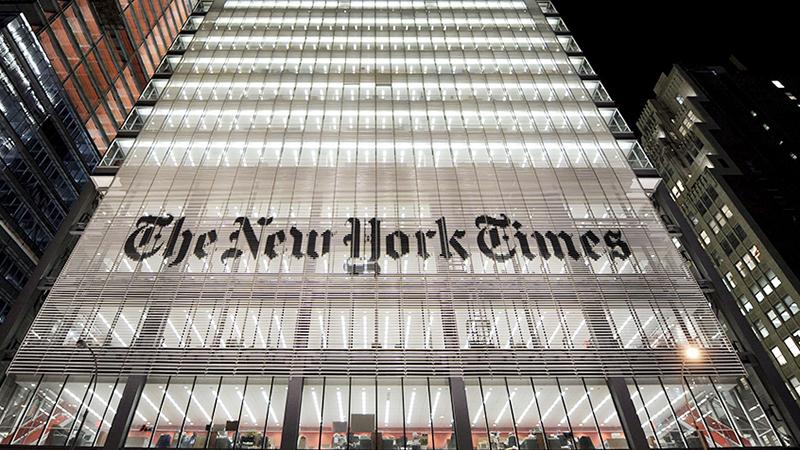 Trung tâm Thông tin Pháp Luân Công: Bài báo của New York Times gây hiểu lầm nghiêm trọng (ảnh 1)