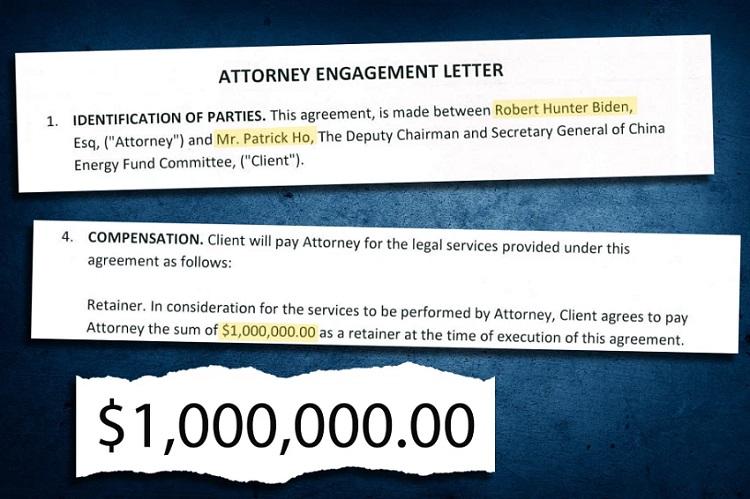 """""""Thư cam kết với luật sư"""" vào tháng 9/2017"""