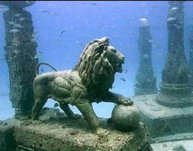 Nhiều ý kiến cho rằng, những con tàu ma được tạo ra bởi một chủng người vô cùng tiên tiến dưới đáy Đại dương