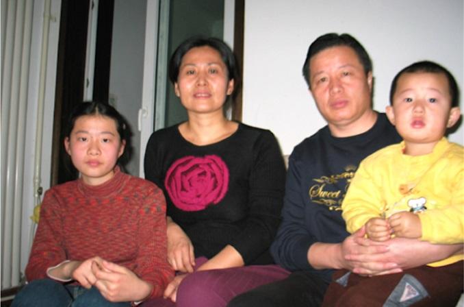 Các thành viên trong gia đình của luật sư Cao Trí Thịnh