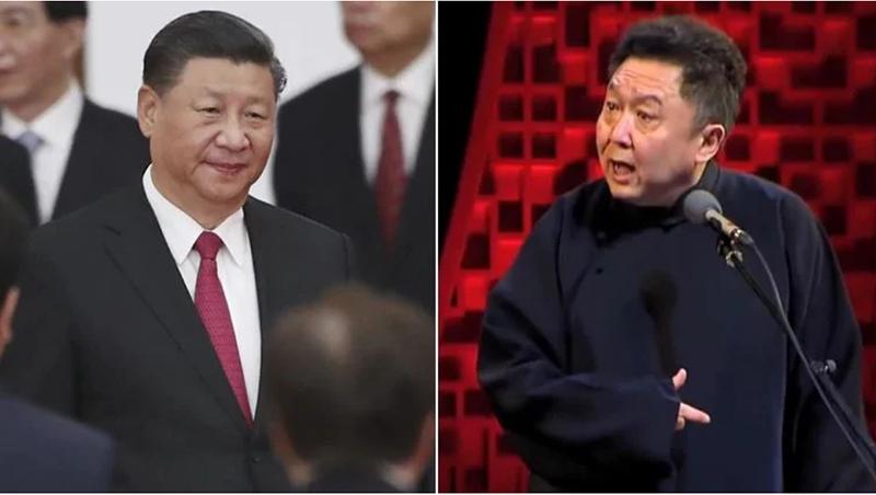 Một bộ phim hài Trung Quốc đã châm biếm ông Tập Cận Bình là con chó? (ảnh 1)
