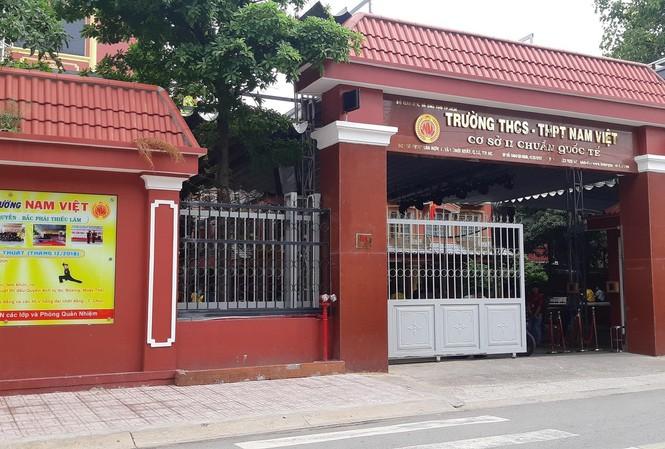 Trường Quốc tế Nam Việt: Nhà dột từ nóc, nghiêng từ móng - Ảnh 2