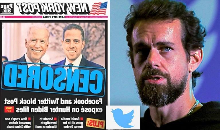CEO Twitter - Jack Dorsey đã nói dối các thượng nghị sĩ về việc bỏ lệnh cấm truy cập vào các bài đăng của New York Post.