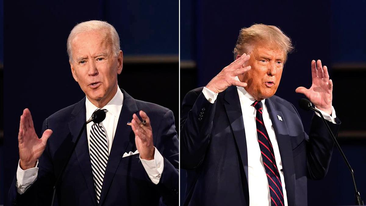 Những sai lầm của Tổng thống Trump trong cuộc tranh biện với Joe Biden (ảnh 1)