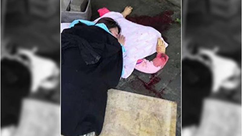 TQ: Một phụ nữ ở Bắc Kinh nhảy lầu tự tử vì bị cưỡng chế tháo dỡ nhà (ảnh 1)