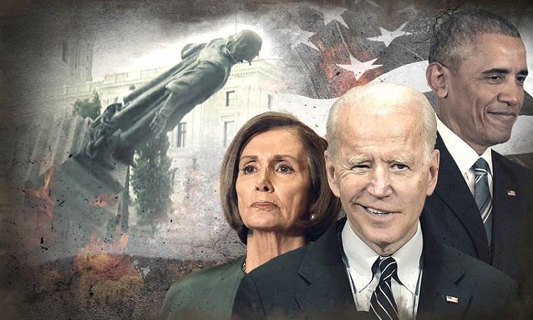 Cơn ác mộng đang rình rập hoa Kỳ nếu Joe Biden đắc cử Tổng thống Mỹ