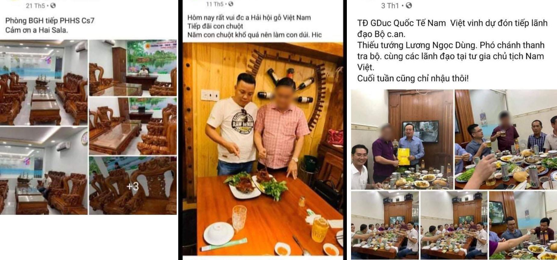Trường Quốc tế Nam Việt: Nhà dột từ nóc, nghiêng từ móng - Ảnh 3