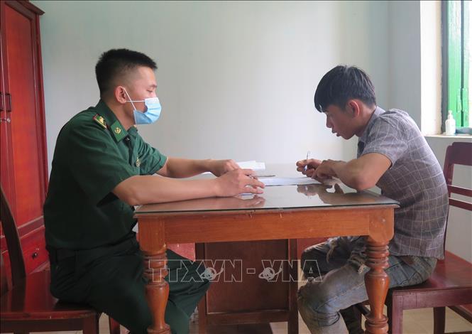 Kon Tum: Phát hiện, bắt giữ 10 người xuất cảnh trái phép sang Lào