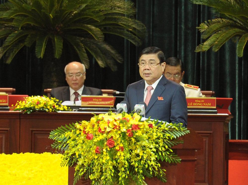 TP.HCM đặt mục tiêu năm 2045 sẽ trở thành trung tâm kinh tế, tài chính của châu Á - Ảnh 2