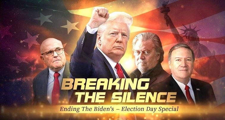 Chiến dịch tái tranh cử lần này của TT Trump không phải vì bản thân ông ấy, mà vì người dân Mỹ