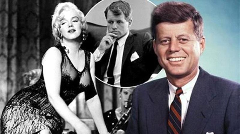 """Marilyn Monroe đã từng than phiền mình chỉ là """"miếng thịt thơm ngon"""" cho hai anh em nhà Kennedy chuyền tay nhau, có lần bà còn dọa sẽ mở một cuộc họp báo, vạch trần những tâm tư mà Kennedy chia sẻ sau những lần thân mật, liệu hành động này có liên quan đến cái chết của bà?"""