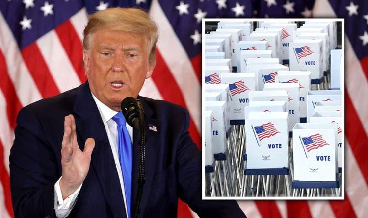 TT Trump cáo buộc, gian lận bầu cử đã đánh cắp ít nhất 2.7 triệu phiếu bầu của ông