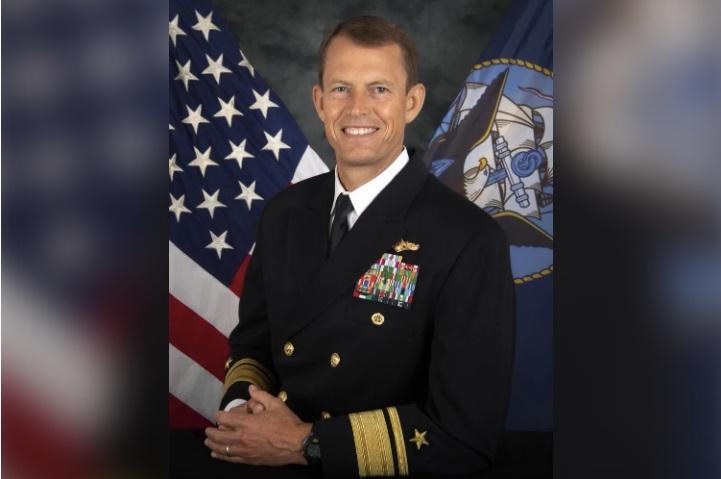 Chuẩn Đô đốc của Mỹ bí mật tới Đài Loan?