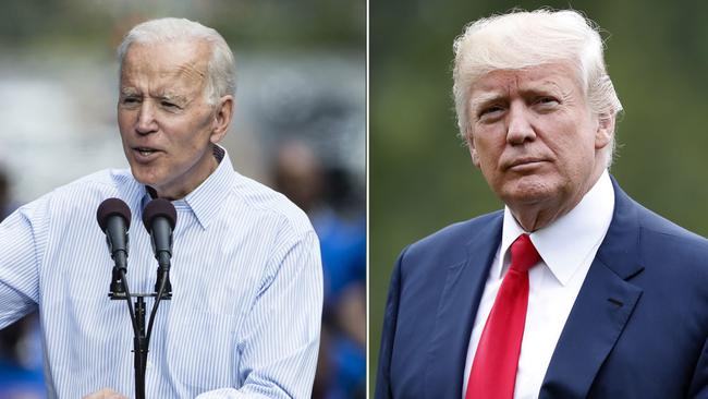 TT Trump vượt lên dẫn trước Joe Biden 7 điểm % tại chiến địa Iowa