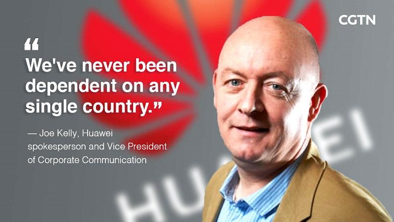 Phó chủ tịch phụ trách quan hệ công chúng của Huawei - Joe Kelly đã qua đời không rõ nguyên nhân