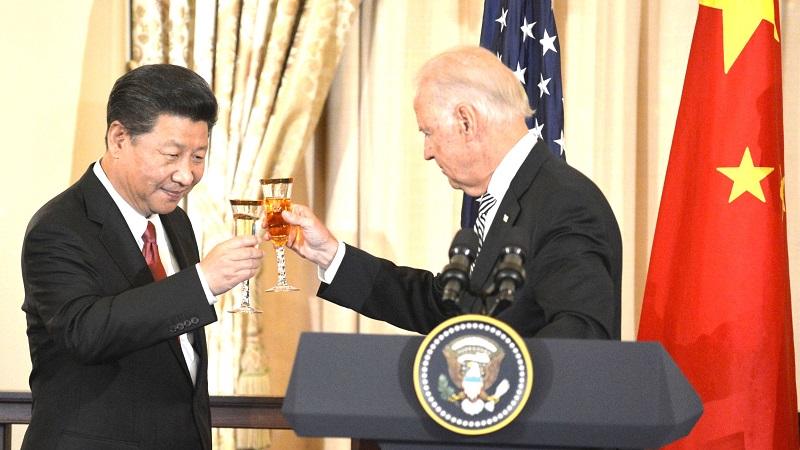 Từ lâu, ĐCSTQ đã ngấm ngầm giao dịch với Biden