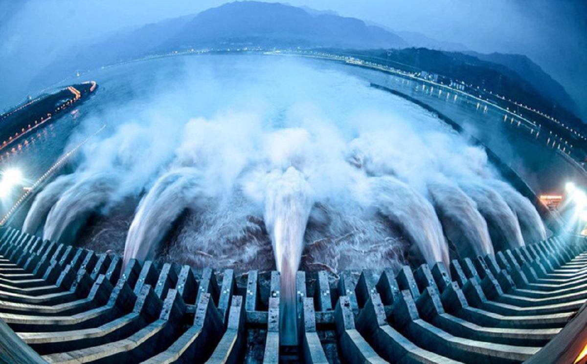 Đập Tam Hiệp, Trung Quốc