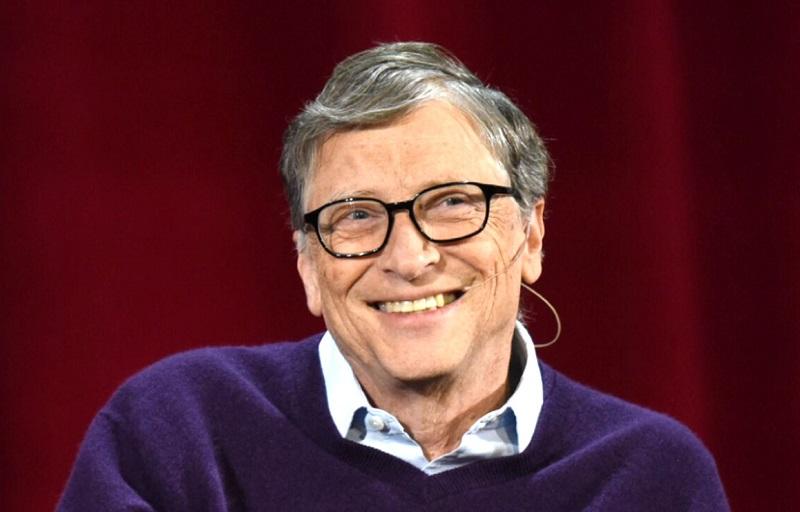 Tỷ phú - nhà từ thiện nổi tiếng Bill Gates