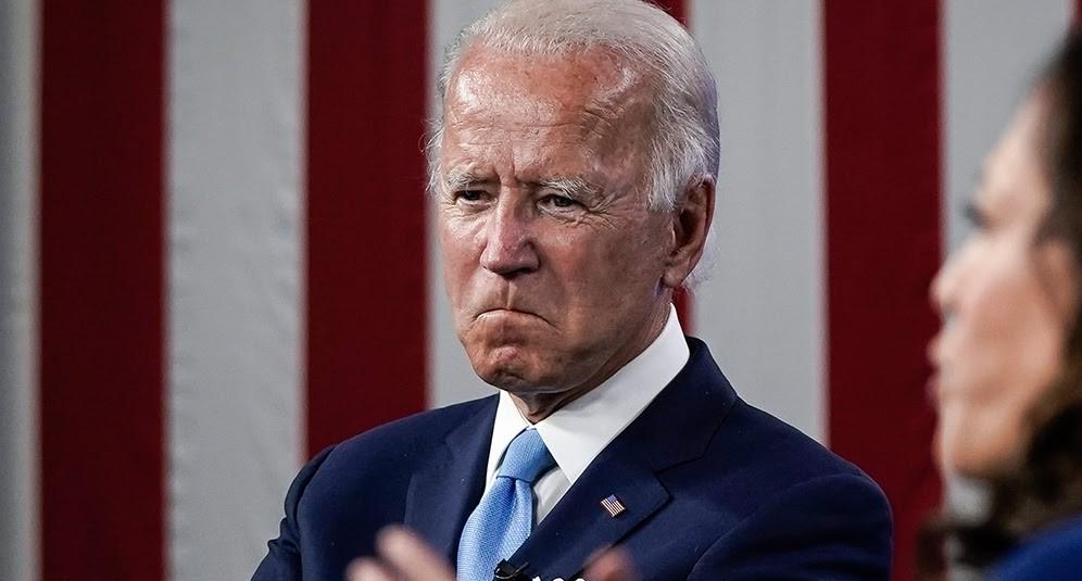 Ứng cử viên đảng Dân chủ - Joe Biden