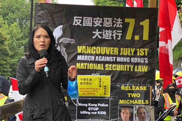 Nghị sĩ Canada kêu gọi chính phủ hỗ trợ người dân Hồng Kông
