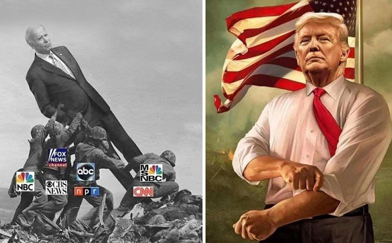 Tại sao một số truyền thông của Mỹ vội vàng công bố tin Joe Biden thắng cử?