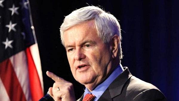 Cựu Chủ tịch Hạ viện - Newt Gingrich