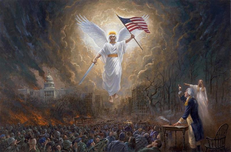 Giang Phong: 243 năm trước, George Washington đã thấy trước kiếp nạn thứ ba của Mỹ.