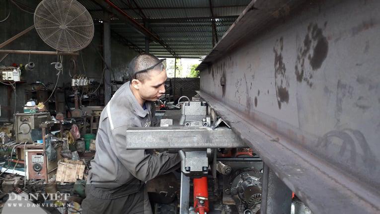 """Thái Nguyên: Nông dân lại """"vượt mặt"""" nhà khoa học, sáng chế cả máy khoan xuất khẩu - Ảnh 2"""