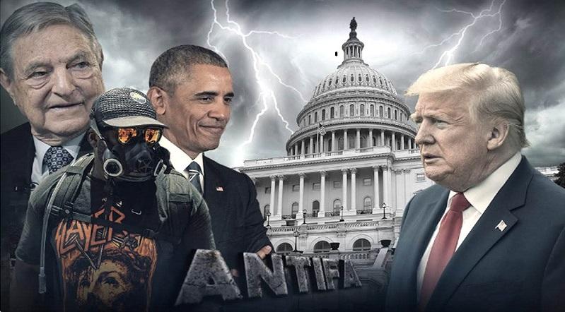 Các cuộc bạo loạn là một phần trong kế hoạch chống Mỹ và TT Trump, đồng thời là nỗ lực trong chuỗi mục tiêu cuối cùng của những kẻ theo chủ nghĩa Marxist sùng bái Satan: Phá hủy Đức tin Kitô giáo ở Mỹ