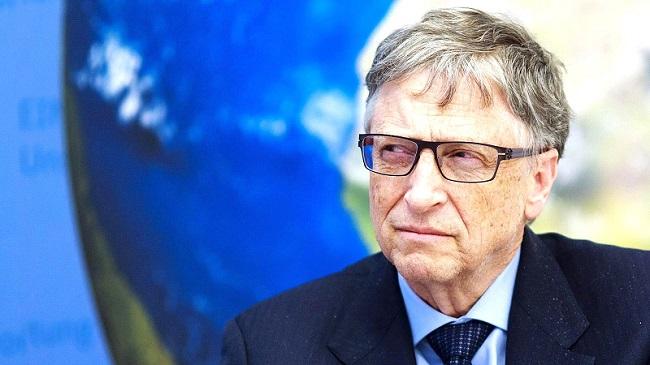 Tỷ phú Bill Gates - nhà đồng sáng lập tập đoàn Microsoft