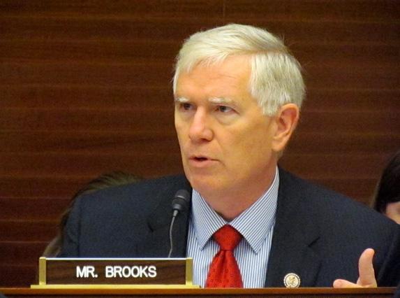 Hạ nghị sĩ đảng Cộng hòa - Mo Brooks