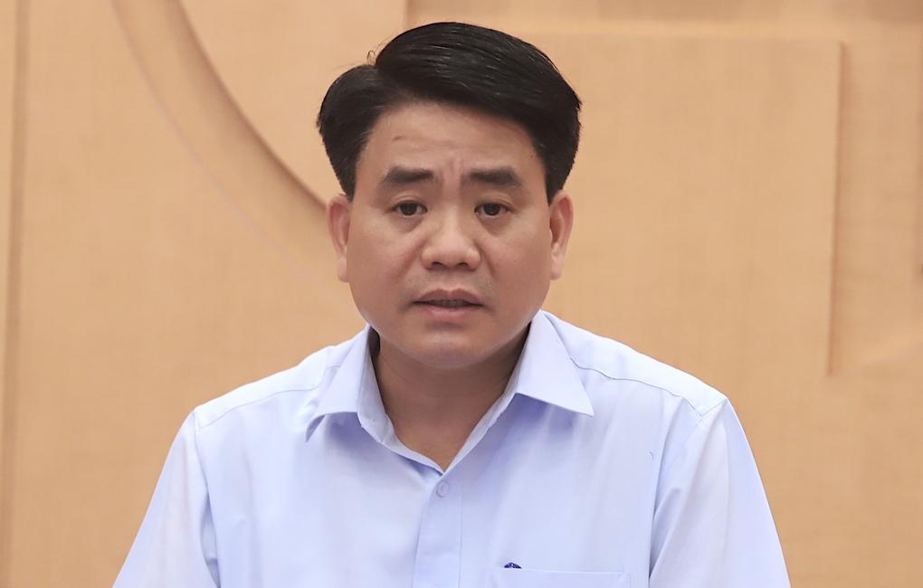 Ông Nguyễn Đức Chung được xem xét giảm nhẹ trách nhiệm vì ung thư