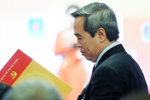 Ủy viên Bộ Chính trị Nguyễn Văn Bình bị đề nghị kỷ luật trước thềm Đại hội Đảng