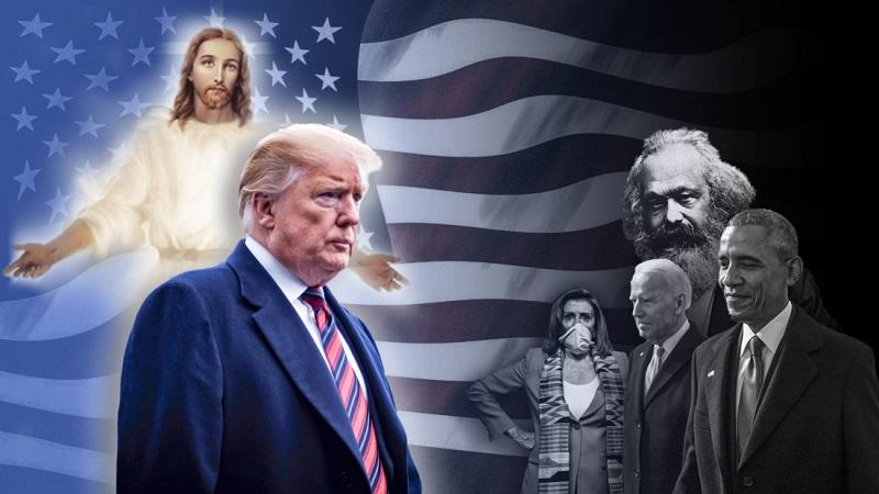 Carlo Maria Viganò - cựu đại sứ Tòa thánh Vatican tại Hoa Kỳ kêu gọi, hãy cầu nguyện cho TT Trump, đây là cuộc chiến giữa chính và tà khốc liệt nhất trong lịch sử