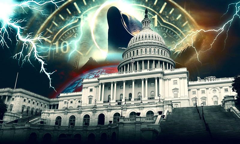 Thế lực đen tối cùng chính phủ ngầm đang kiểm soát thế giới tự do phương Tây, đứng phía sau thao túng toàn thế giới