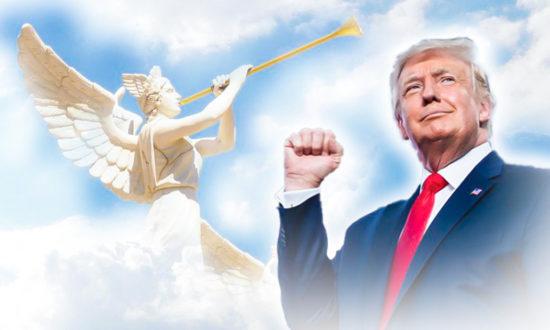 TT Trump đang bảo vệ Công lý và quyền của người dân, cuộc chiến của ông là cuộc chiến giữa chính nghĩa và gian tà