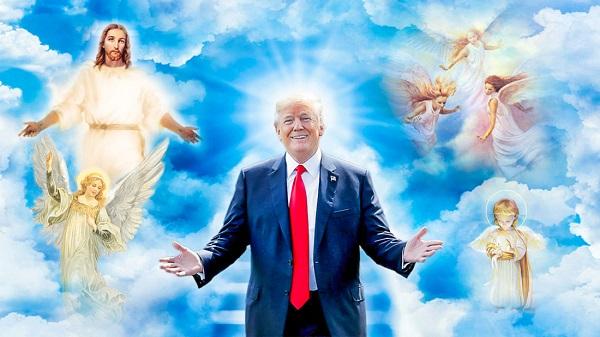 Donald Trump - người được Thượng Đế lựa chọn để trừng phạt những kẻ hành ác trên mặt đất.