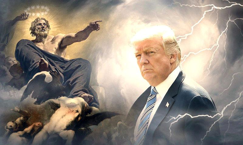 Chính phủ ngầm đang dồn hết sức lực, tìm cách ám sát người mà Chúa đã chọn