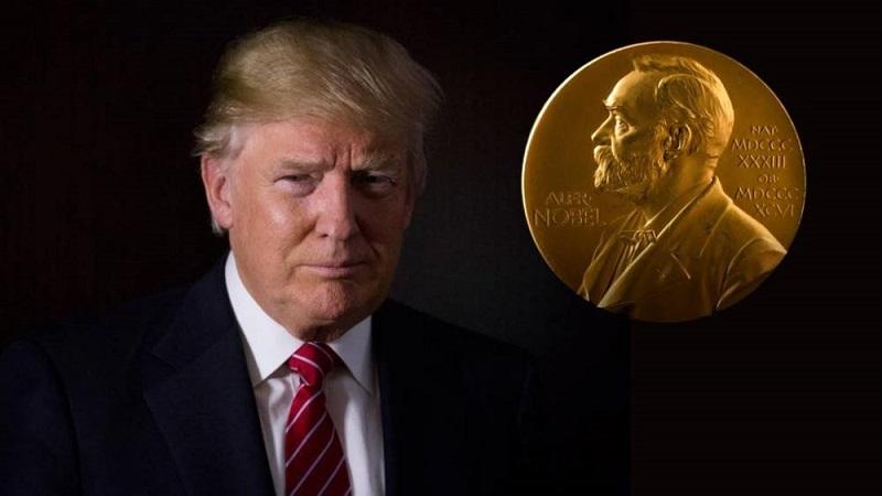 Donald Trump nhận được đề cử giải Nobel Hòa bình lớn nhất từ trước đến nay