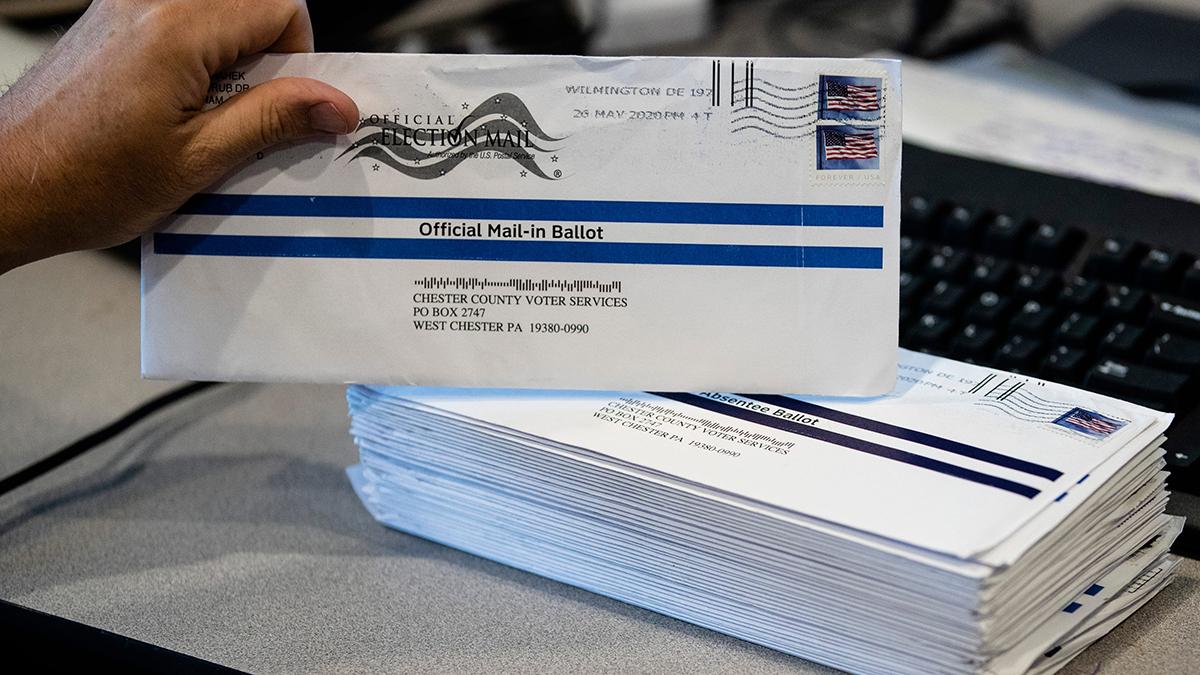 Chiến dịch Tổng thống Trump vạch trần những điểm đáng ngờ của phiếu bầu (ảnh 1)