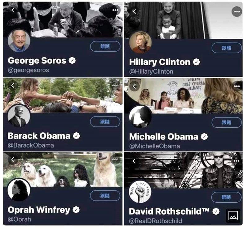 Nhiều thành viên đảng Dân chủ và những người liên quan, đã đồng loạt đổi ảnh Avatar trên Twitter thành màu trắng đen