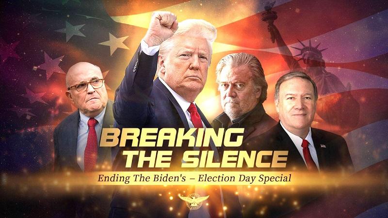 Hàng triệu người yêu nước Mỹ đang sát cánh cùng TT Trump, chống lại thế lực phản bội Hoa Kỳ