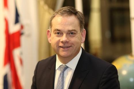 Vương quốc Anh viện trợ Việt Nam 500 nghìn bảng Anh - Ảnh 2