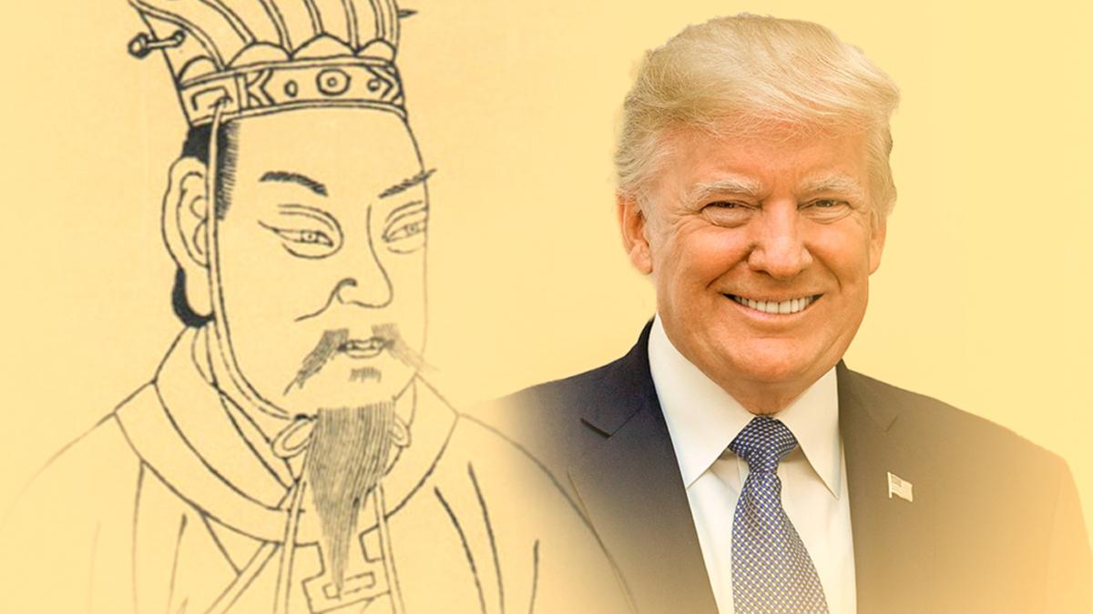 Những người ứng nghiệm với lời tiên tri: Từ Tào Tháo đến Tổng thống Trump (ảnh 1)