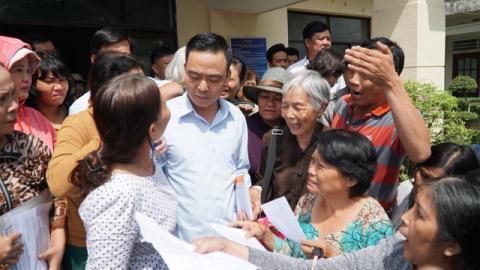 TP.HCM: Sẽ đối thoại với dân Thủ Thiêm cuối tháng 11