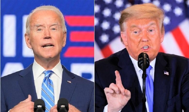 Tổng thống Donald Trump và ứng cử viên đảng Dân chủ Joe Biden, ai mới là người thực sự giành chiến thắng ở Pennsylvania?