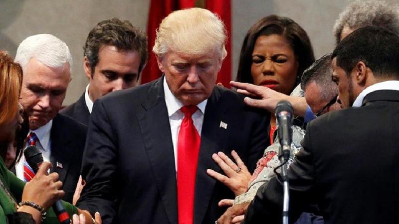 Tiên tri về bầu cử Mỹ: Thế lực hắc ám trỗi dậy, phải kiên trì cầu nguyện đến ngày 20/1 (ảnh 1)